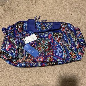 Petite Paisley Lighten Up Compact Weekender Bag